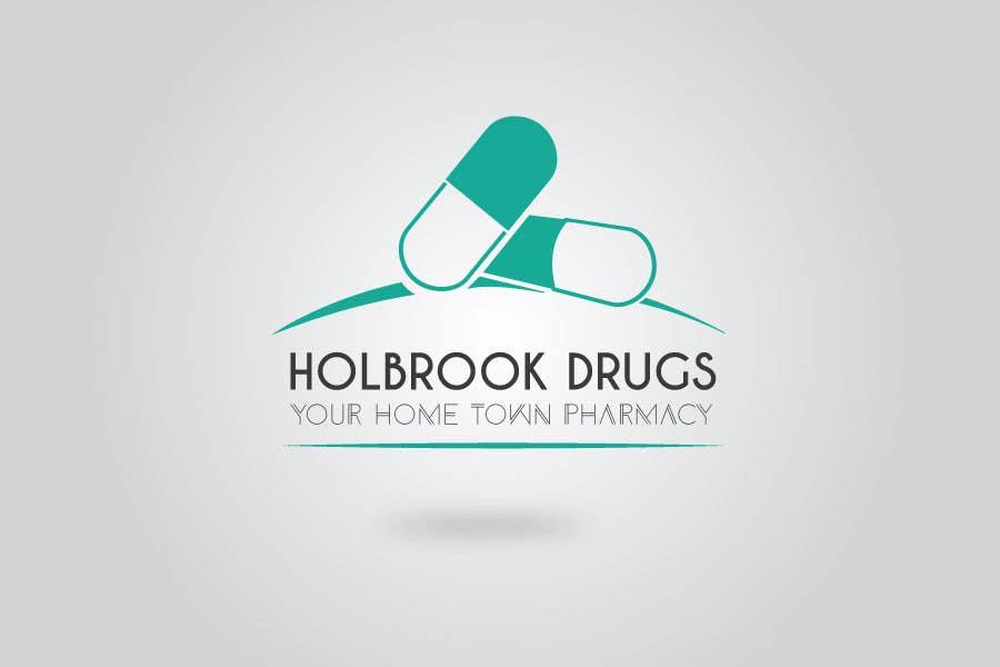 Konkurrenceindlæg #                                        11                                      for                                         Design a Logo for Holbrook Drugs