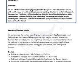 #35 для Business Innovation Ideas Assignment от MittyGator
