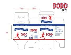 #22 untuk Create box design for Sport / Medical product + Logo design oleh igraphicdesigner