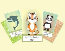 #27 for Create card games for kids by juliadafne123