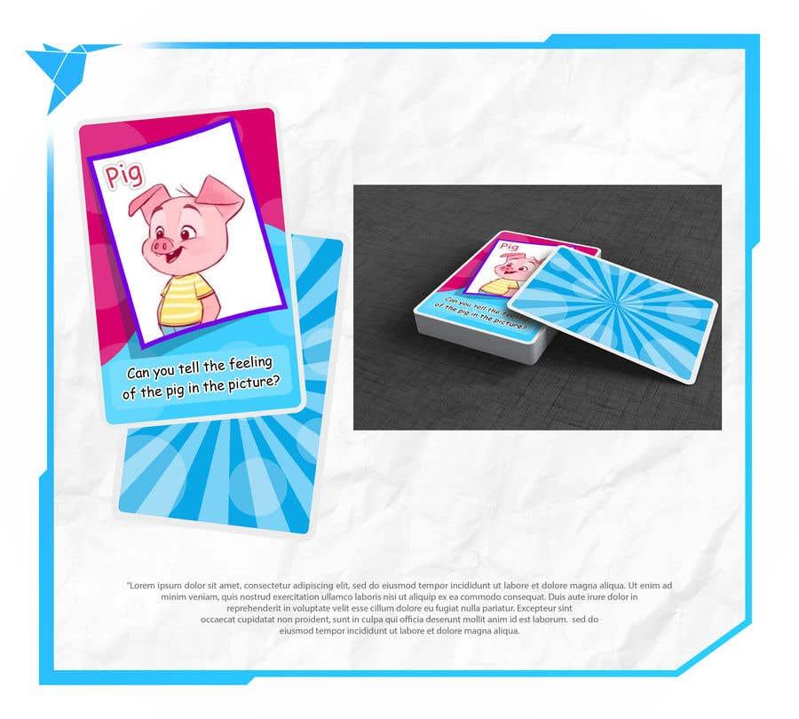 Kilpailutyö #                                        2                                      kilpailussa                                         Create card games for kids