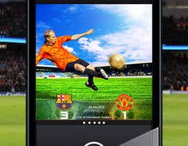 #3 for Design sport-themed filter for mobile photo app. by Crions