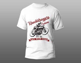 #130 for T-Shirt design af asshohug7
