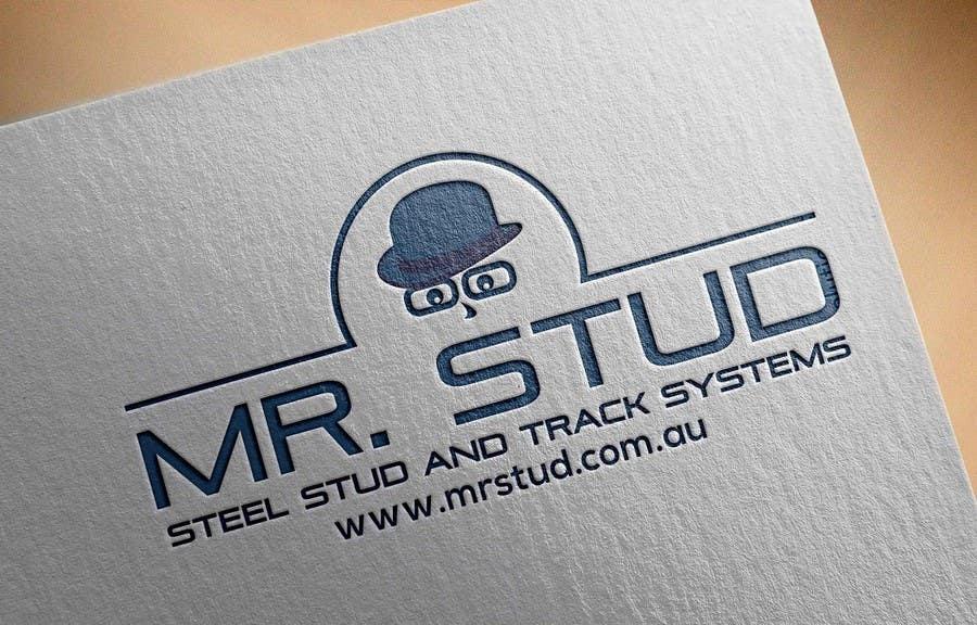 Konkurrenceindlæg #                                        24                                      for                                         Design a Logo for Mr Stud