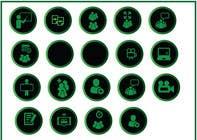 Graphic Design Konkurrenceindlæg #12 for Design some Icons for website