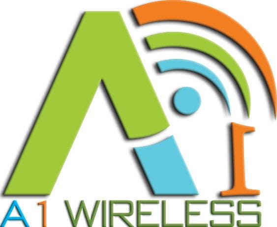 Inscrição nº                                         51                                      do Concurso para                                         Logo Design for A-1 Wireless