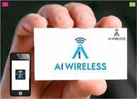 Logo Design for A-1 Wireless için Graphic Design25 No.lu Yarışma Girdisi