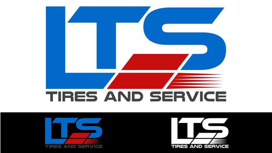 Konkurrenceindlæg #                                        30                                      for                                         Design a Logo for a Commercial Tire Service Company
