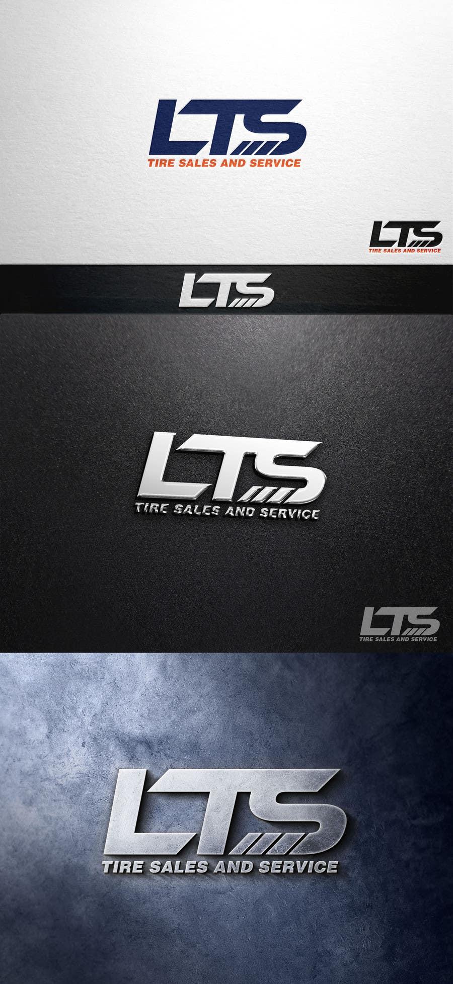 Konkurrenceindlæg #                                        77                                      for                                         Design a Logo for a Commercial Tire Service Company