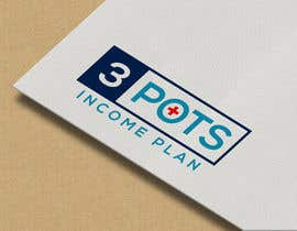"""#192 for Logo Design """"3 Pots Income Plan"""" by MaaART"""