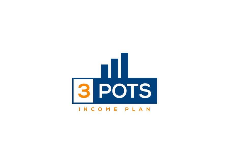 "Contest Entry #                                        193                                      for                                         Logo Design ""3 Pots Income Plan"""