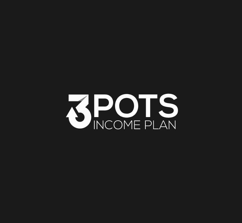 "Contest Entry #                                        209                                      for                                         Logo Design ""3 Pots Income Plan"""