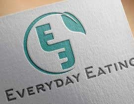 Nro 30 kilpailuun Design a Logo for Everyday Eating käyttäjältä infosouhayl