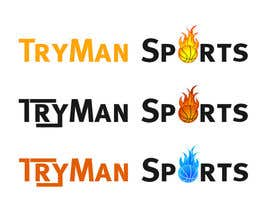#22 for Design a Logo for TryMan Sports af MochRamdhani