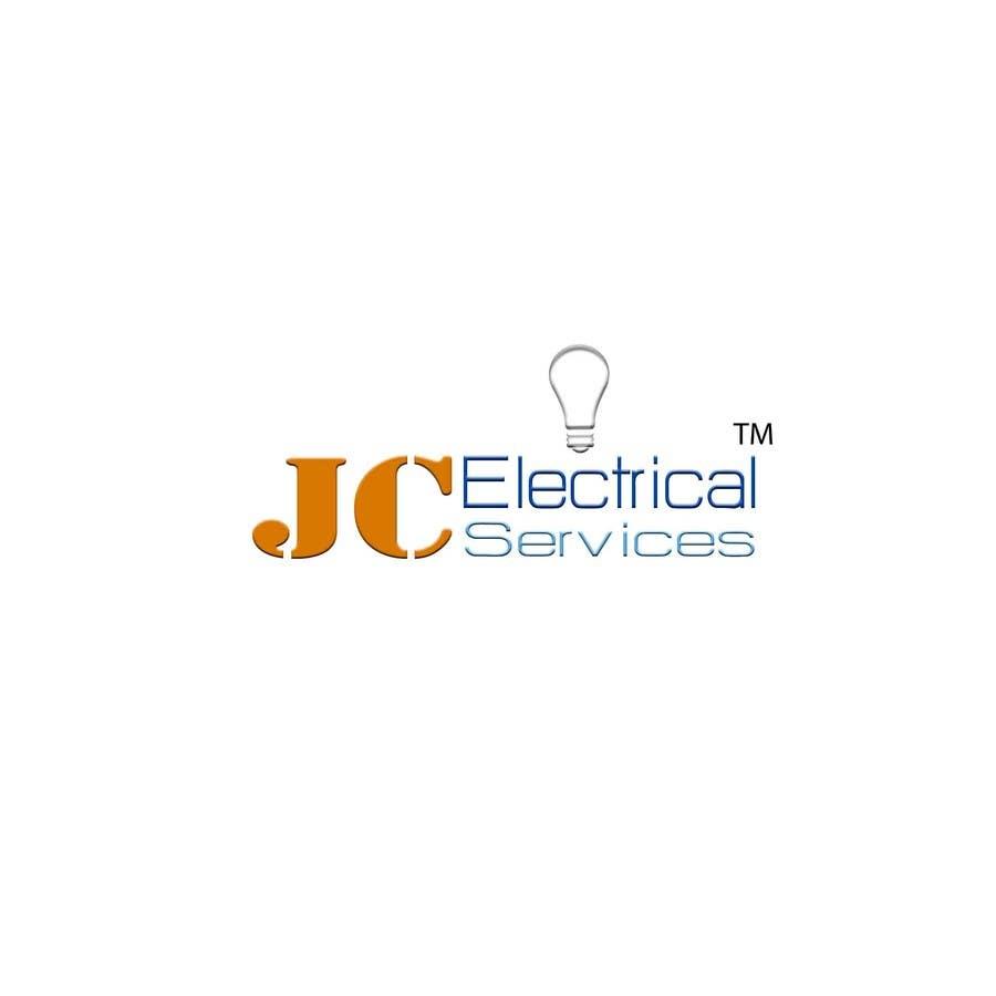 Penyertaan Peraduan #18 untuk Design a Logo for J.C. Electrical Services