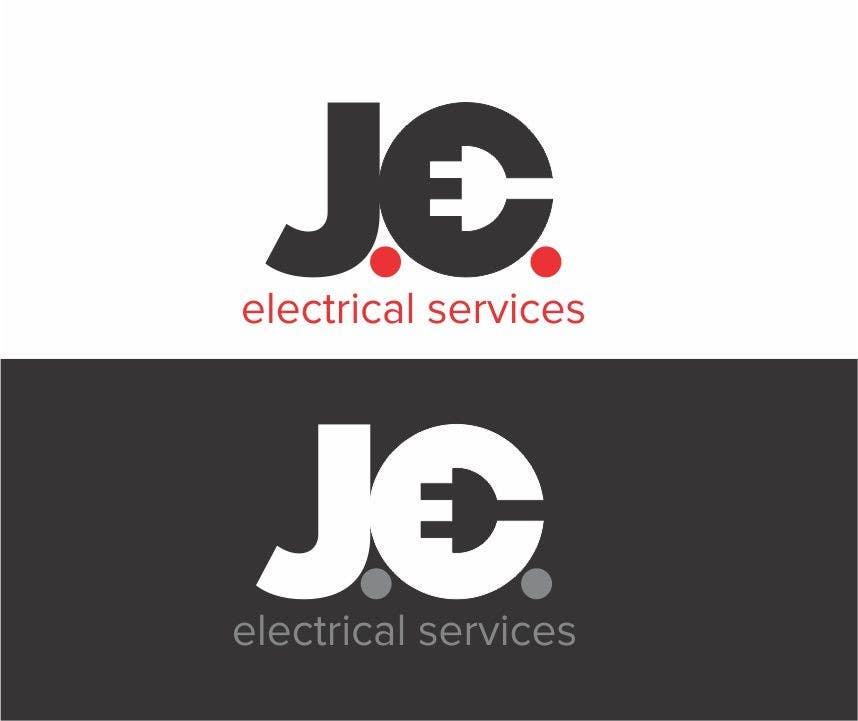 Penyertaan Peraduan #13 untuk Design a Logo for J.C. Electrical Services