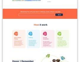 #17 pentru Redesign a website de către SK813
