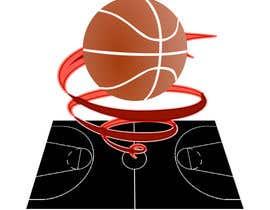 Nro 26 kilpailuun Design a Logo for basketball app käyttäjältä PetrHasil