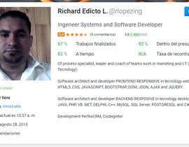 #1 for Front- End Senior Software Developer Entertainment by rlopezing