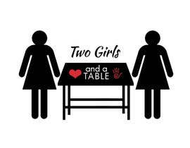 #14 untuk Design a Logo for Two Girls and a Table oleh eddymerd