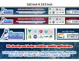 #12 for Create banner for my company. by JadiRaviteja