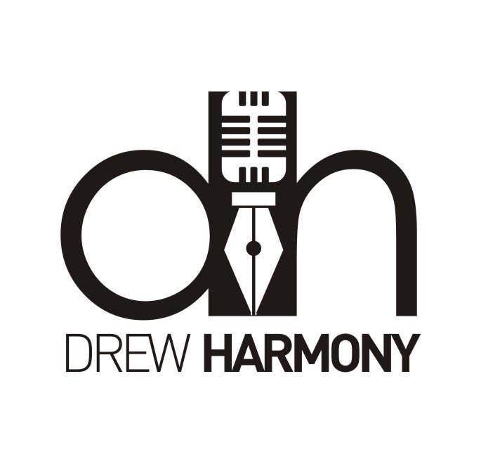 "Konkurrenceindlæg #                                        104                                      for                                         Design a Logo for My Name ""Drew Harmony"""