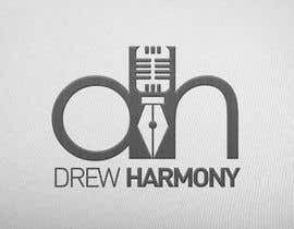 "#126 para Design a Logo for My Name ""Drew Harmony"" por wcmcdesign"