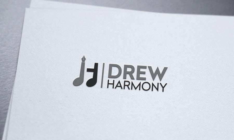 "Konkurrenceindlæg #                                        138                                      for                                         Design a Logo for My Name ""Drew Harmony"""