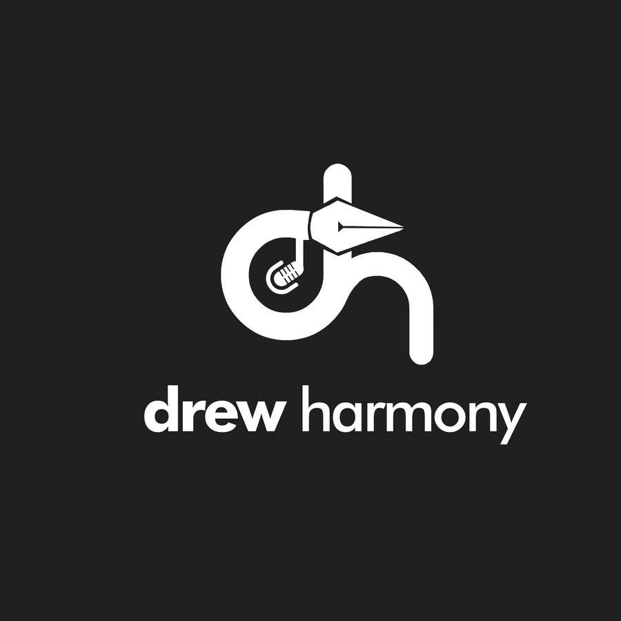 "Konkurrenceindlæg #                                        116                                      for                                         Design a Logo for My Name ""Drew Harmony"""