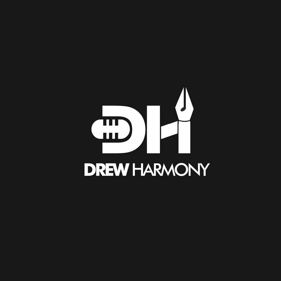 "Konkurrenceindlæg #                                        129                                      for                                         Design a Logo for My Name ""Drew Harmony"""