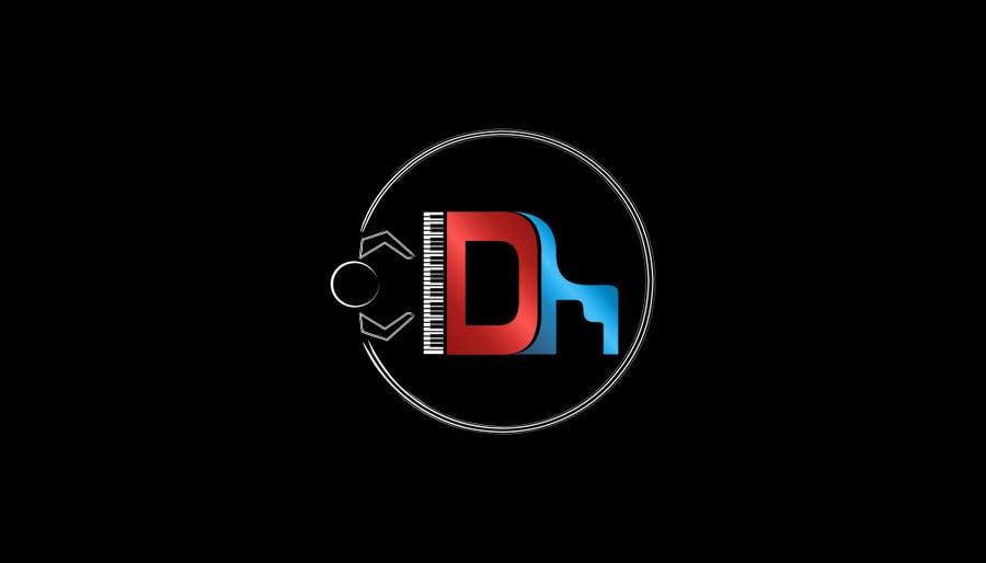 "Konkurrenceindlæg #                                        101                                      for                                         Design a Logo for My Name ""Drew Harmony"""