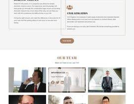 #45 untuk Web Design for an Attorney oleh khubaib411