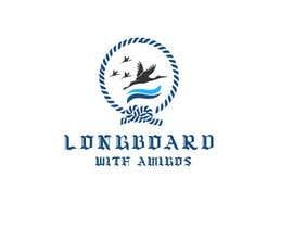 "#193 cho Logo for ""Longboard With Amigos"" (surf company) bởi Morsalin05"