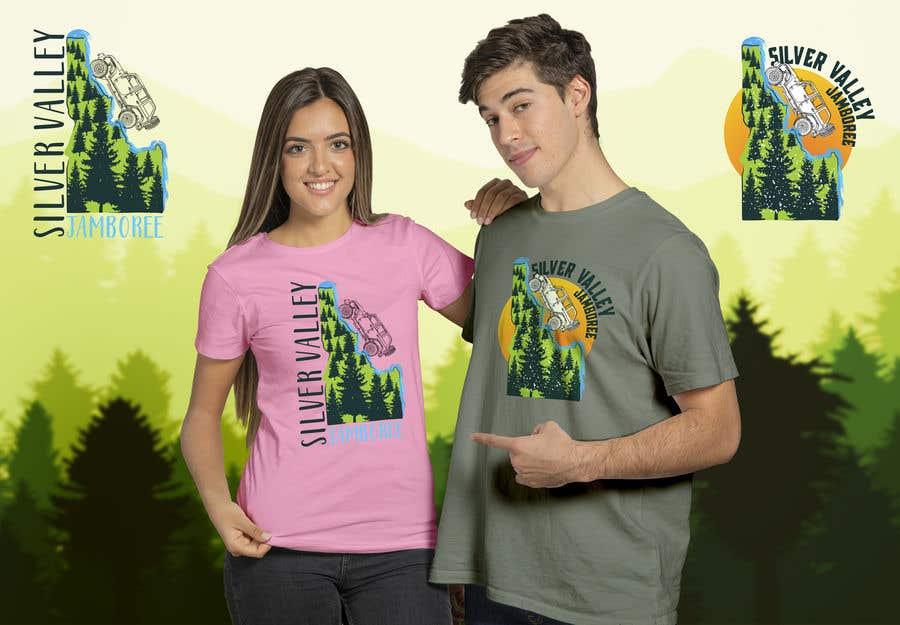 Konkurrenceindlæg #                                        9                                      for                                         Design for an event tee shirt