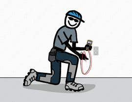 #30 for Electrician Solar Guy Graphic (Multiple Winners!) by CLOUDOFXYZ