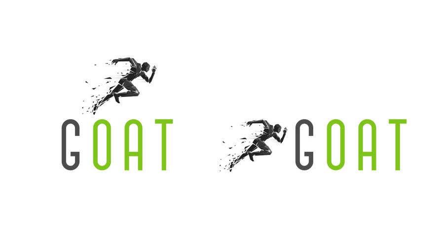 "Intrarea #                                        215                                      pentru concursul ""                                        Logo for the supplement company G.O.A.T Logic                                     """