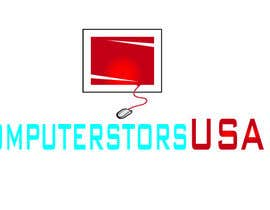 #32 para Design a Logo for computerstoresusa.com por rananyo