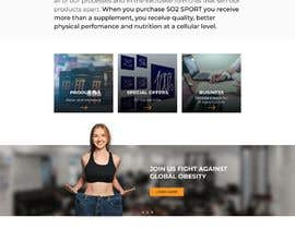 #171 for Redesign Webpage by YTdigital