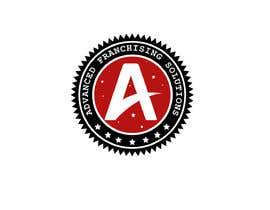 "#644 untuk Create a Logo and Favicon for my new website ""Advanced Franchising"" oleh Rayhan2Rafi"