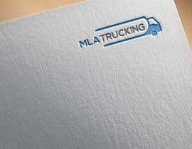 rafiqtalukder786 tarafından Trucking Company logo için no 419