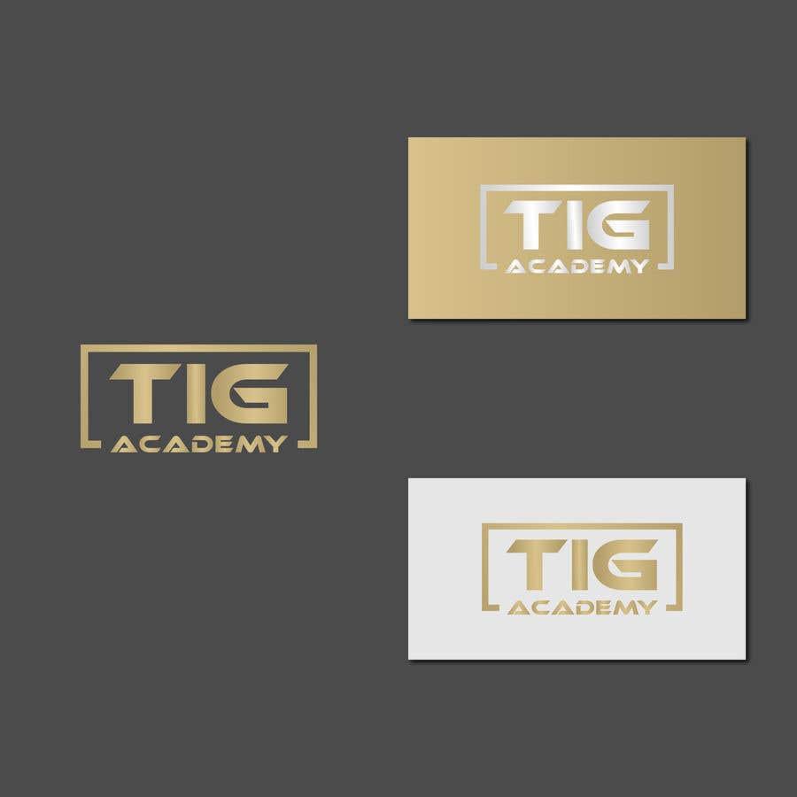 Penyertaan Peraduan #                                        188                                      untuk                                         Logo for online TIG welding company