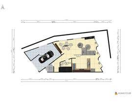 #1 untuk I need ideas for adjustments/extensions to an existing 2 story unit floor plan oleh spmarco84