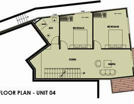 #7 untuk I need ideas for adjustments/extensions to an existing 2 story unit floor plan oleh bhanikpp
