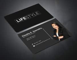suptis27 tarafından Claudia Savedra - Business Card Design için no 137