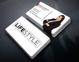 Rajin16 tarafından Claudia Savedra - Business Card Design için no 140