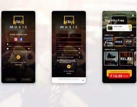 "#14 cho ""SiMusic"" app graphic restyling (android & ios) bởi piandst"