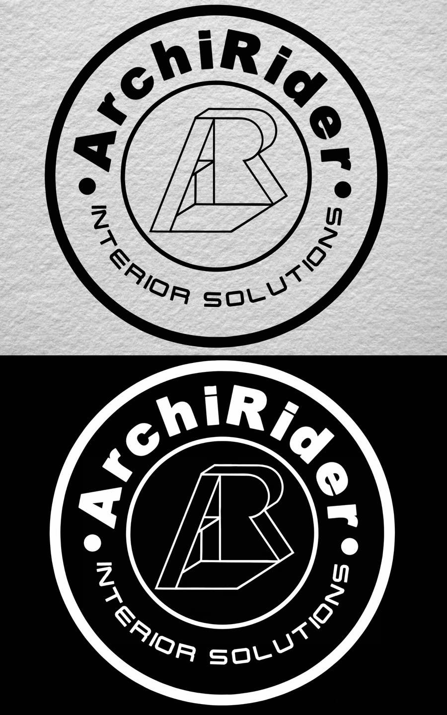 Proposition n°                                        74                                      du concours                                         Round logo for Architectural company