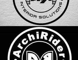 #76 for Round logo for Architectural company by rafaEL1s