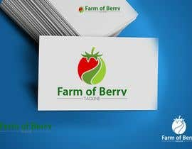 #36 for Logo design for Farm of Berry (blackberry blueberry strawberry) by Zattoat