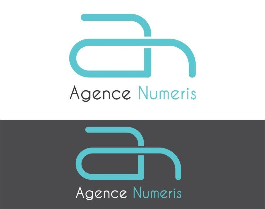 Contest Entry #                                        15                                      for                                         Create logo for Agence Numeris